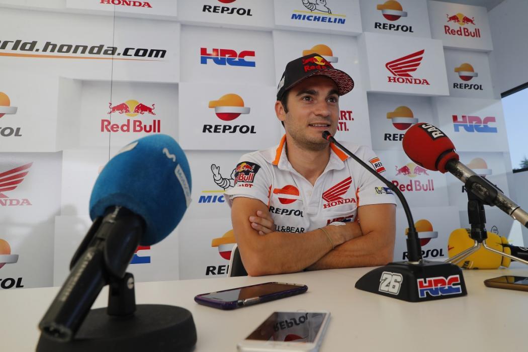 Dani Pedrosa podría retirarse de MotoGP