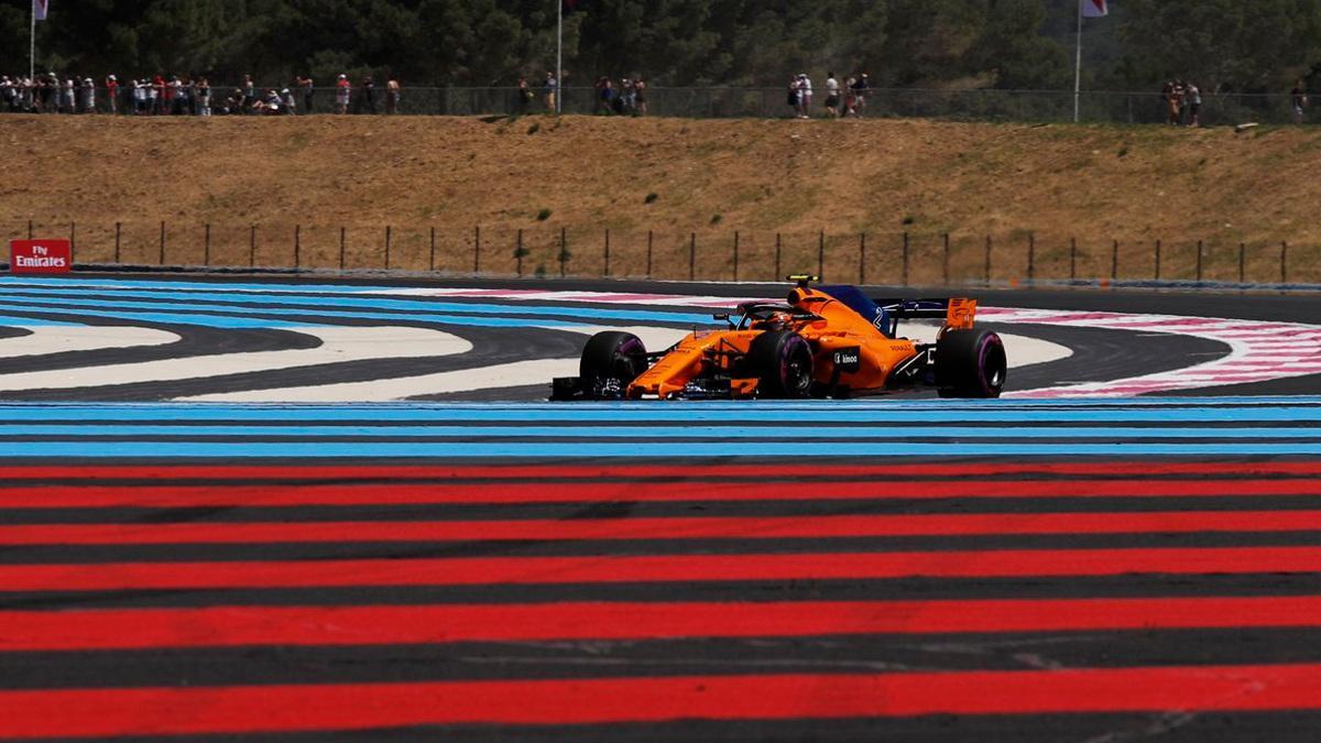 Datos GP Francia F1 y su Circuito Paul Ricard