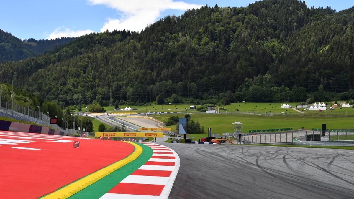 Datos imprescindibles del GP Austria F1