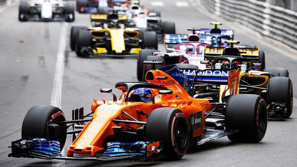 Horarios GP Canadá F1 2018