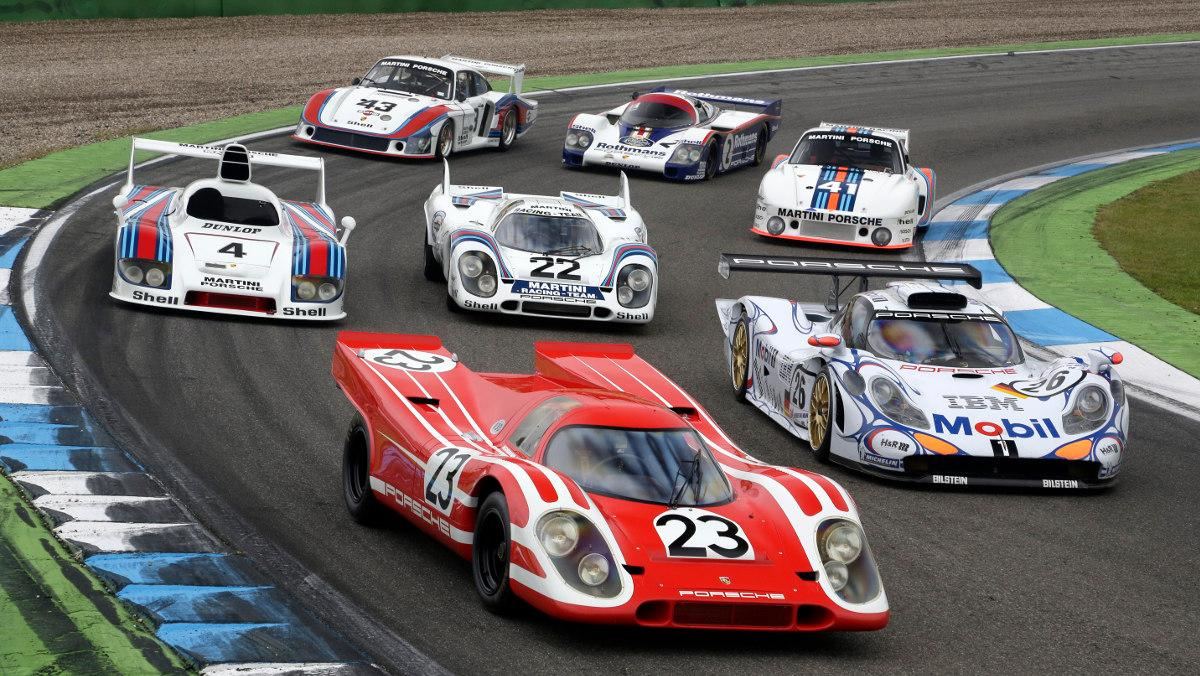 Los 7 mejores coches de las 24 Horas de Le Mans