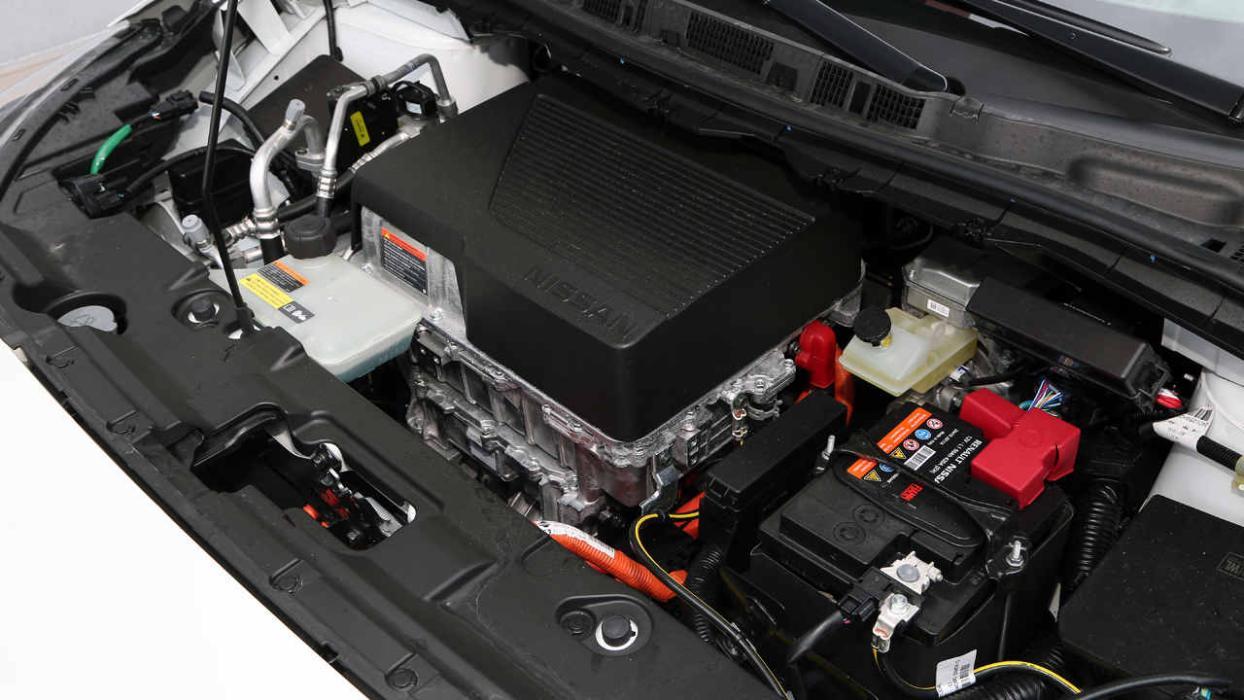 Motor Nissan Leaf