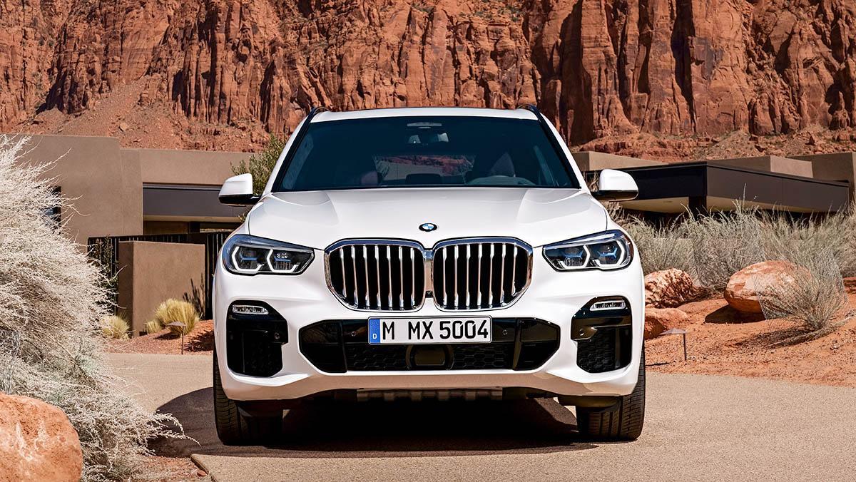Nuevo BMW X5