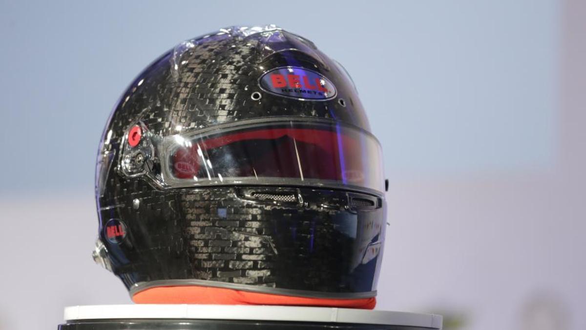 Nuevo casco F1 2019