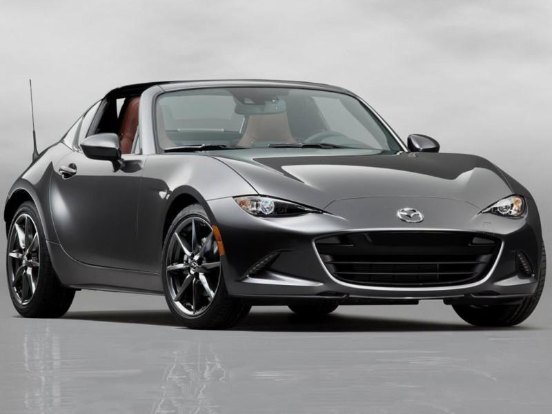 Nuevo Mazda MX-5 RF 2019