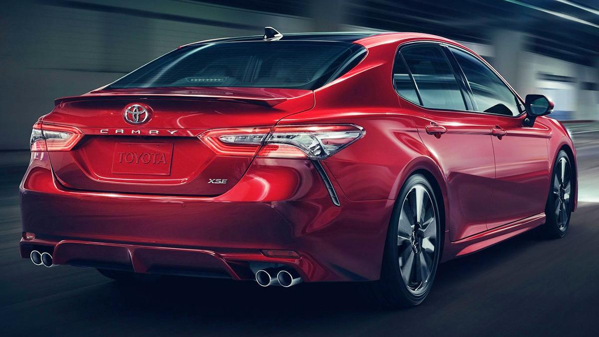 Nuevo Toyota Camry 2019