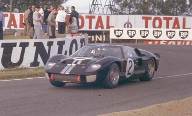 Película Ford contra Ferrari Le Mans