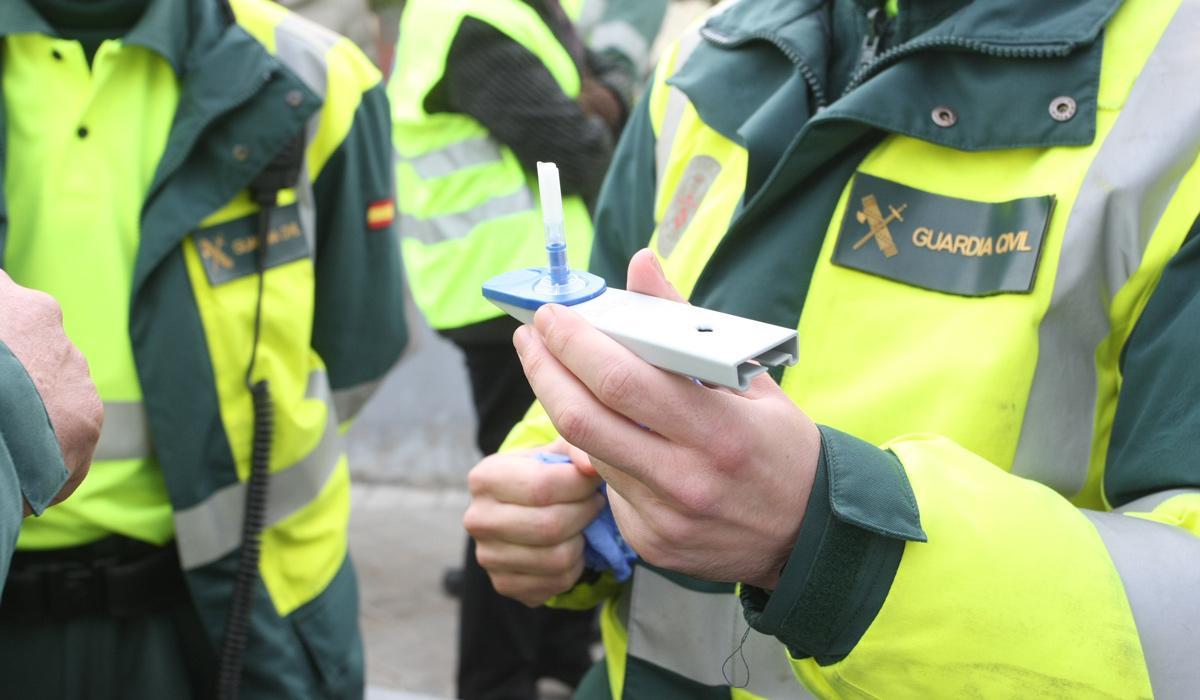 Test de Drogas de la Guardia Civil
