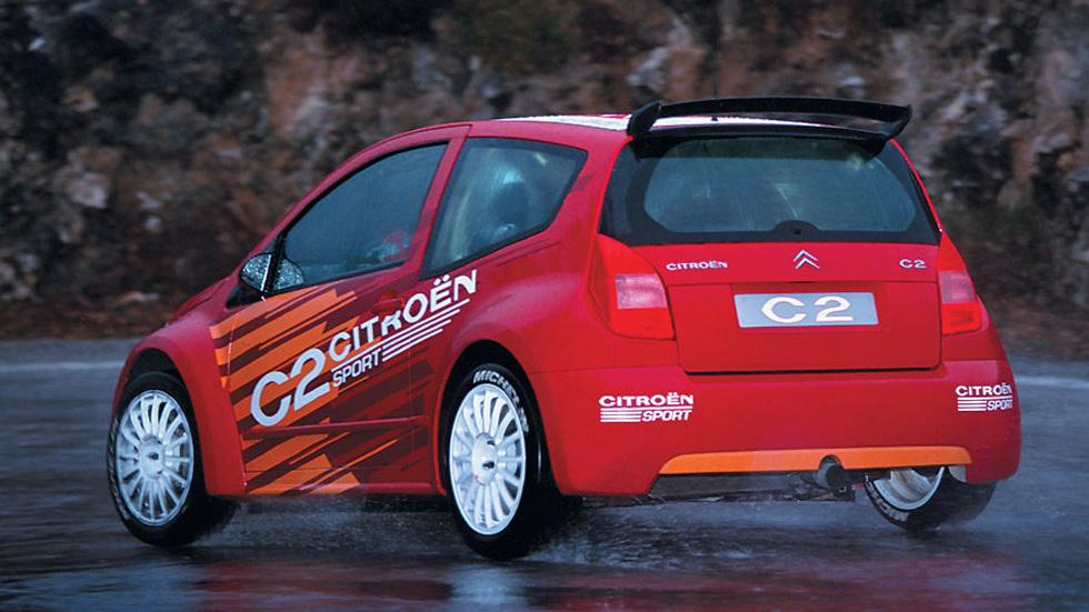 Citroën C2 rally Citroën Sport