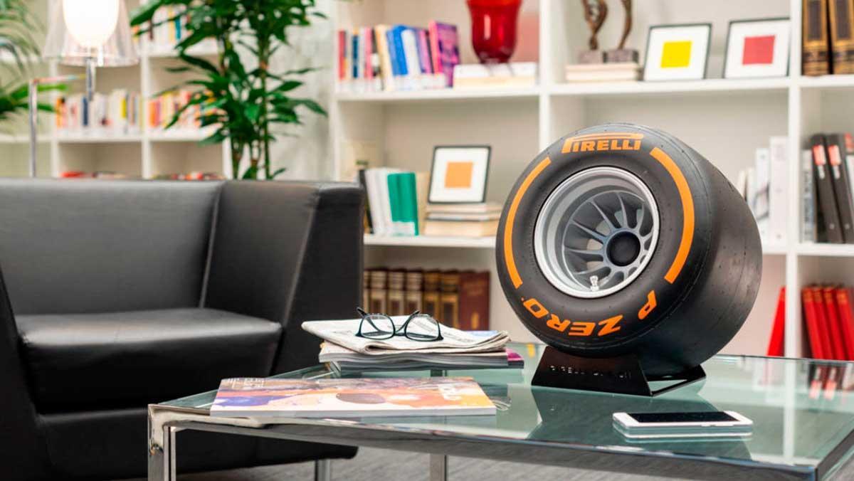 Altavoces Pirelli P Zero Sound