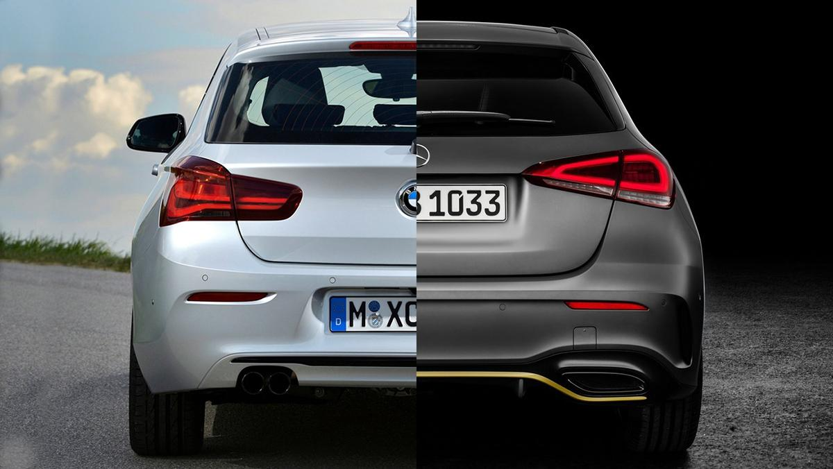 BMW Serie 1 o Mercedes Clase A