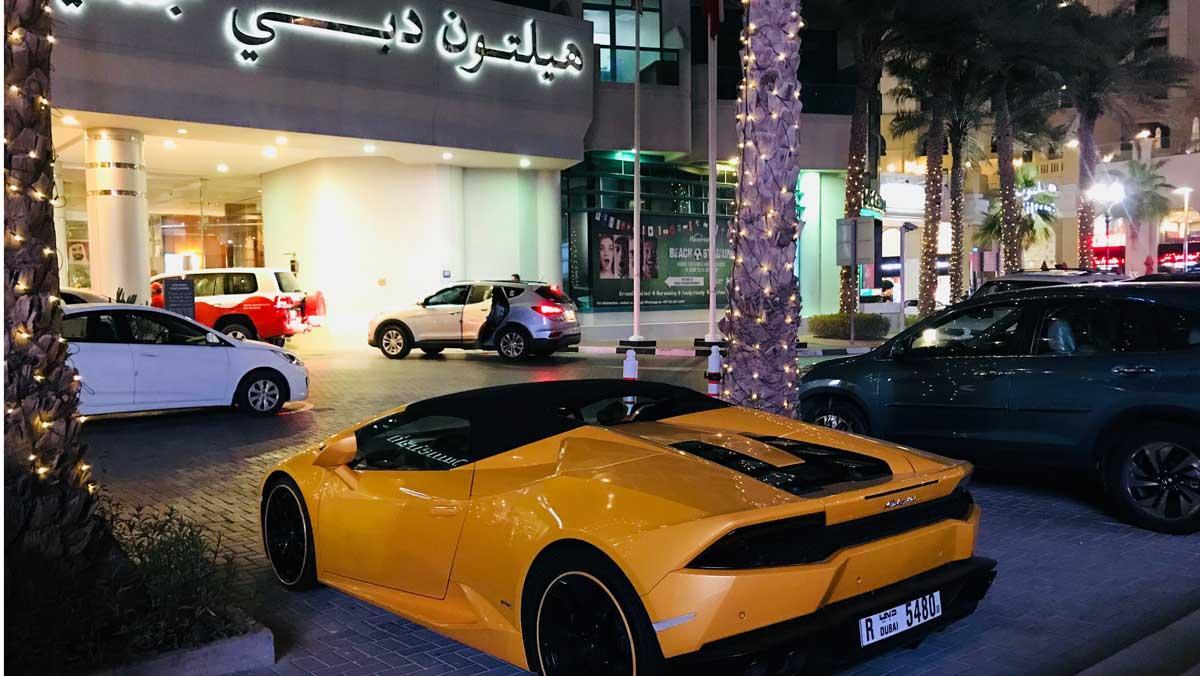 Coches Dubai