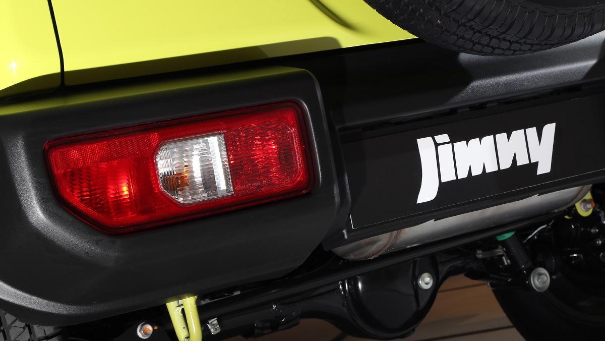 Fotos exclusivas del nuevo Suzuki Jimny 2019