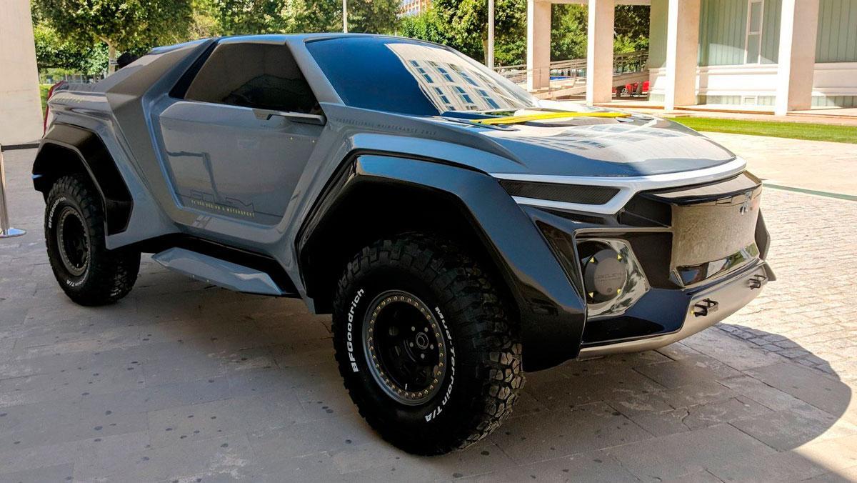 Golem SUV