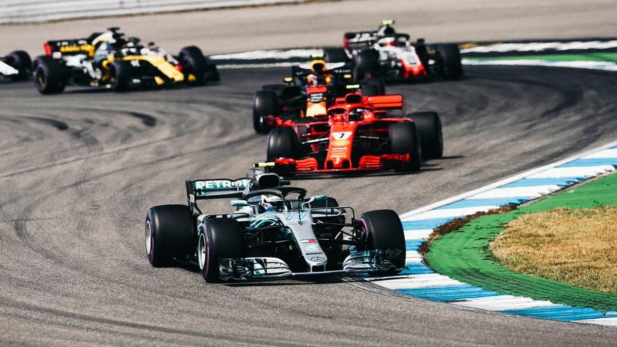 Hamilton y las mayores remontadas historia F1