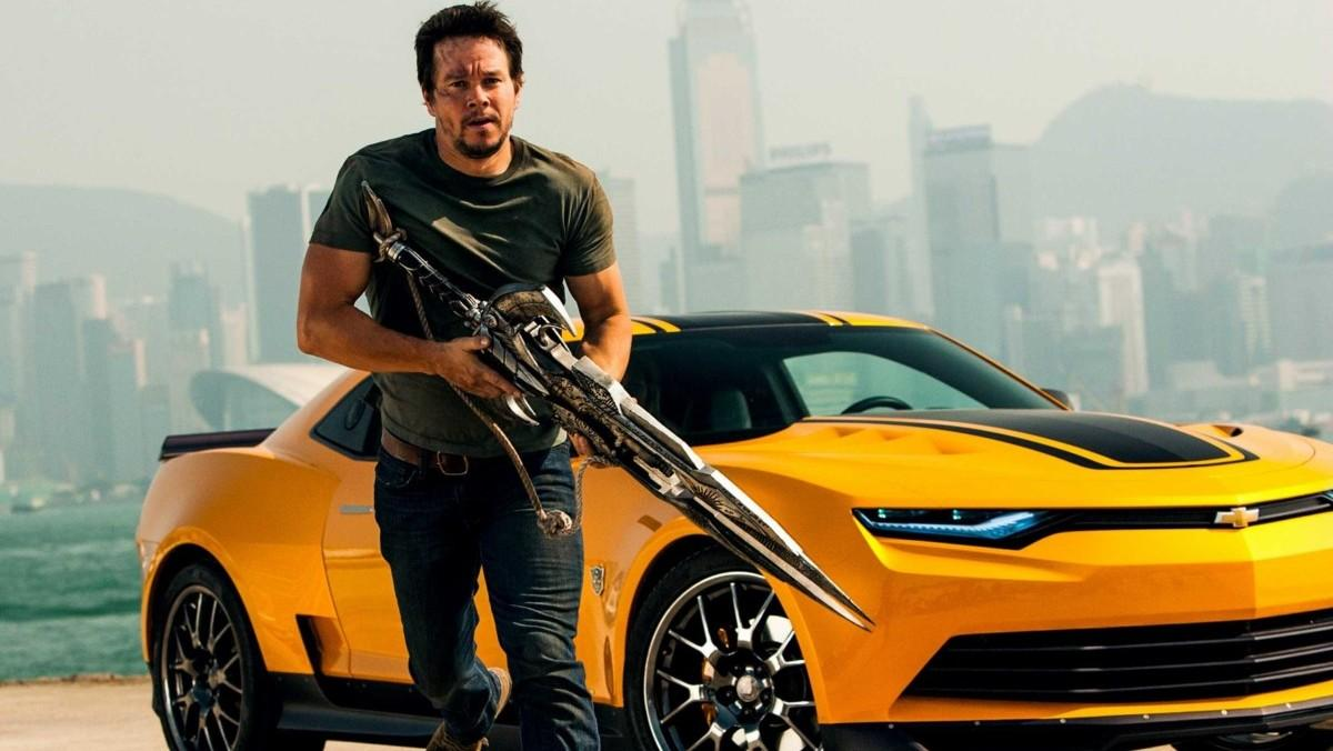 Mark Wahlberg Chevrolet