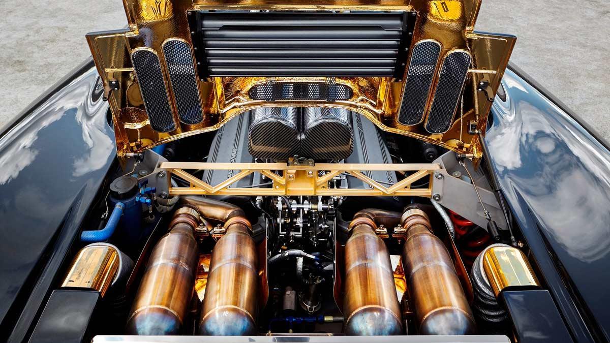 altas prestaciones mejores propulsor V12 oro