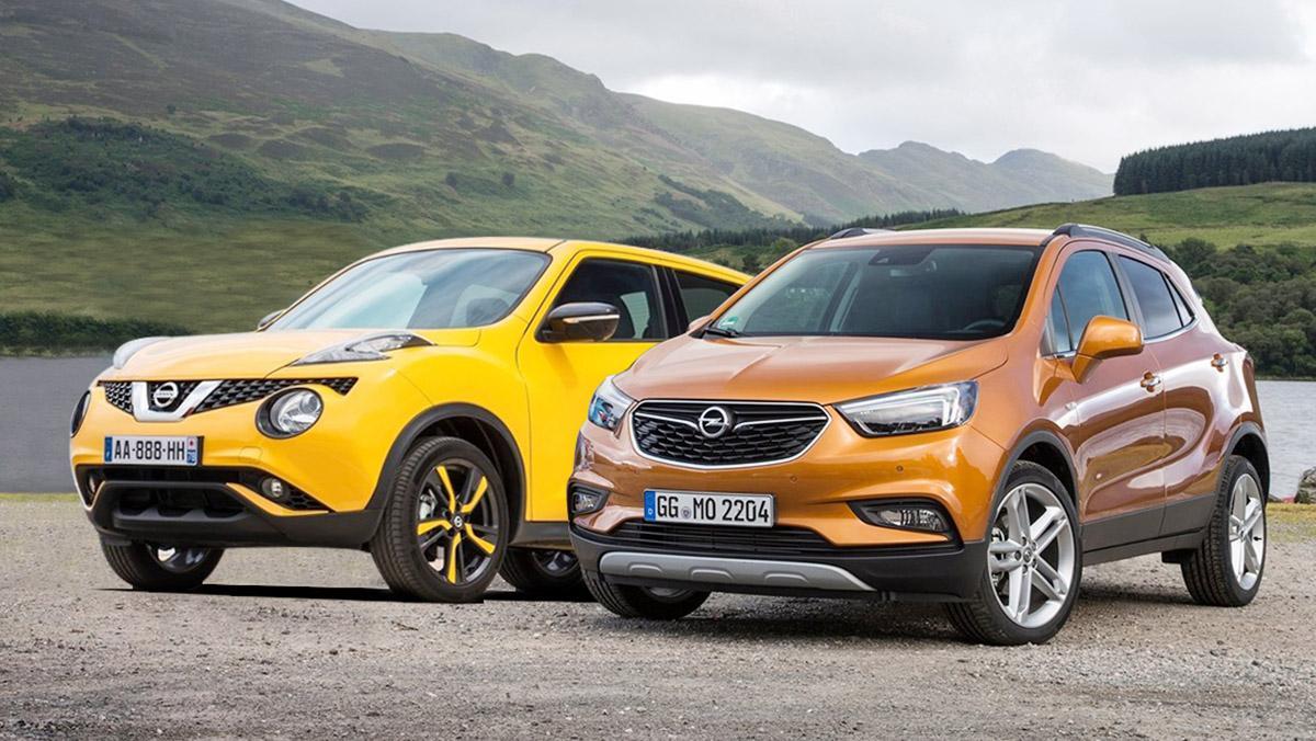 Opel Mokka X o Nissan Juke