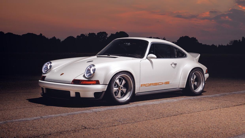 Porsche 911 Singer Williams