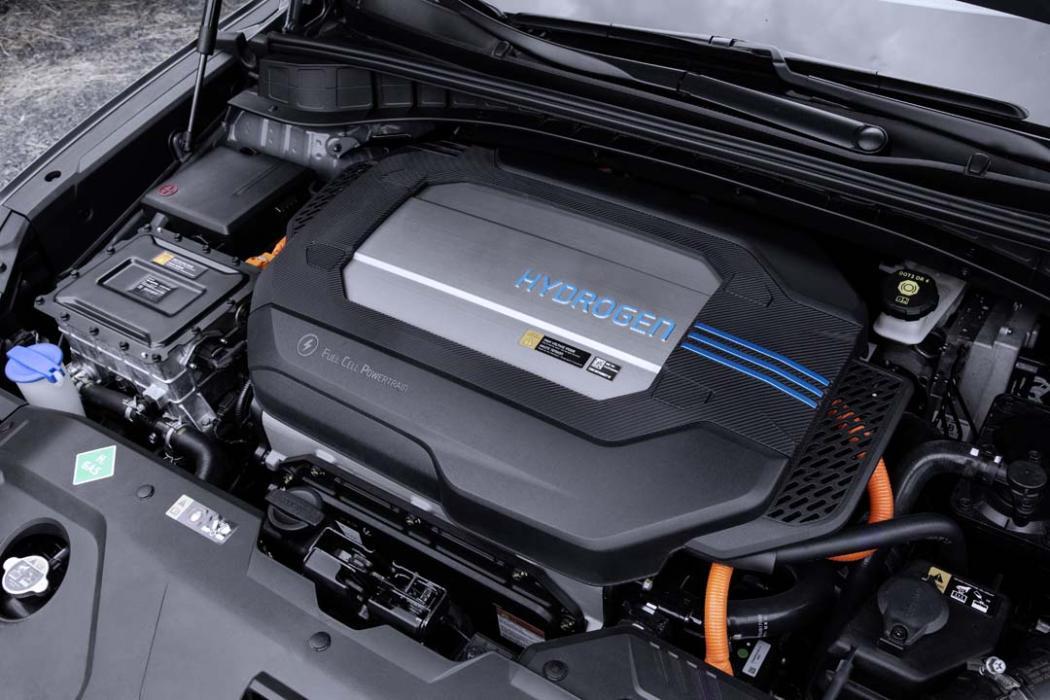 El Grupo Hyundai va a tope con los vehículos de hidrógeno