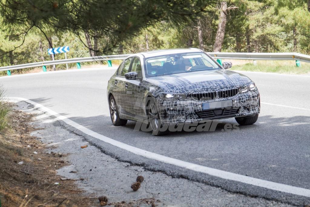 Será el BMW Serie 3 eléctrico