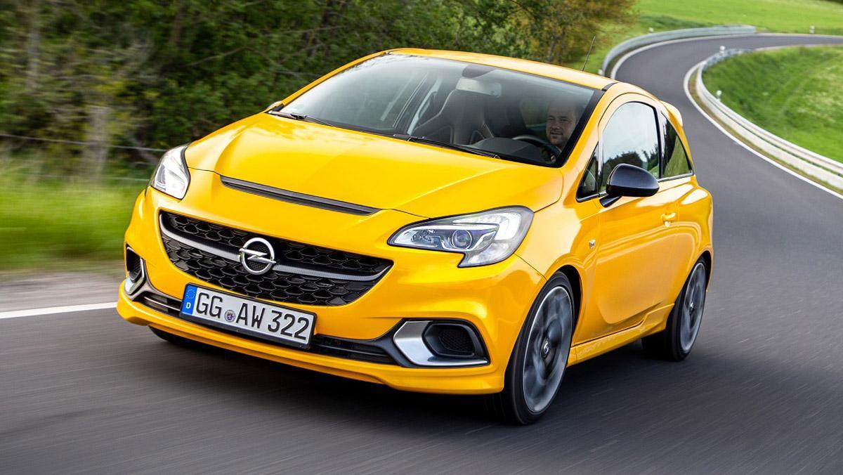 Nuevo Opel Corsa GSi