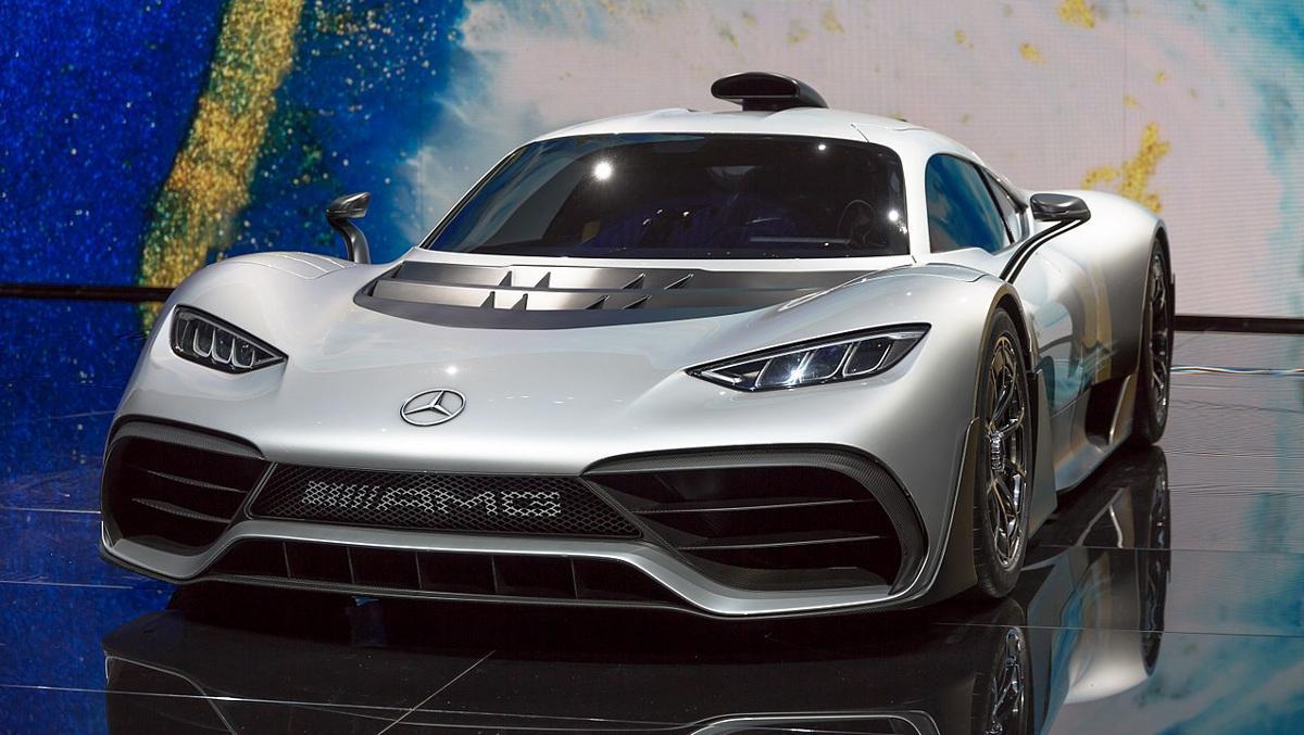 Se vende un Mercedes AMG Project One