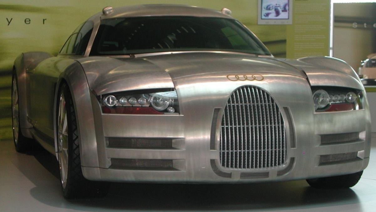 Audi Rosmeyer, precursor de los superdeportivos de Ingolstadt