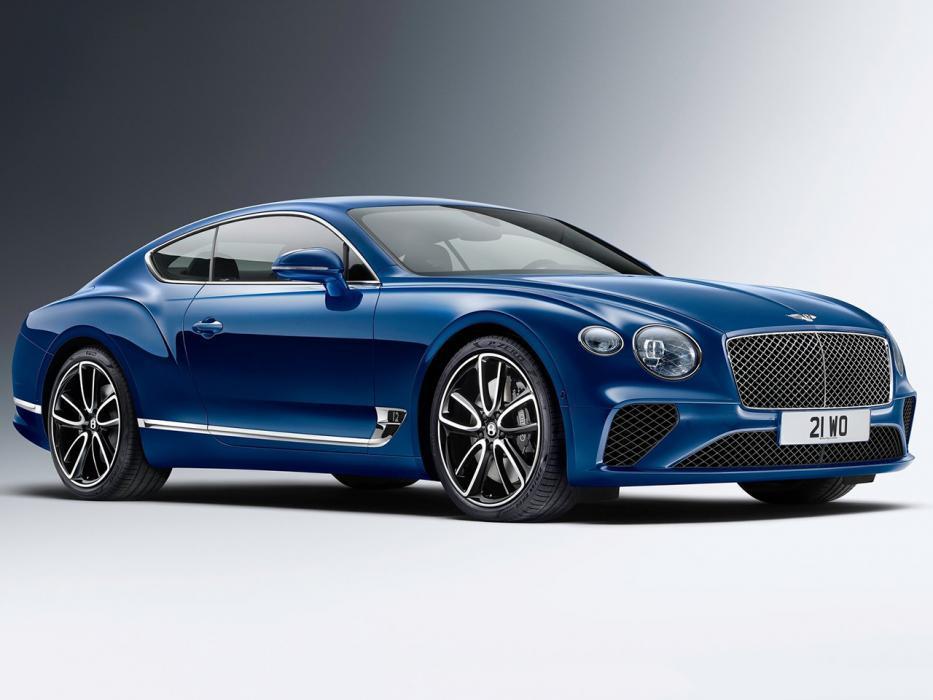 Bentley Continental GT Híbrido