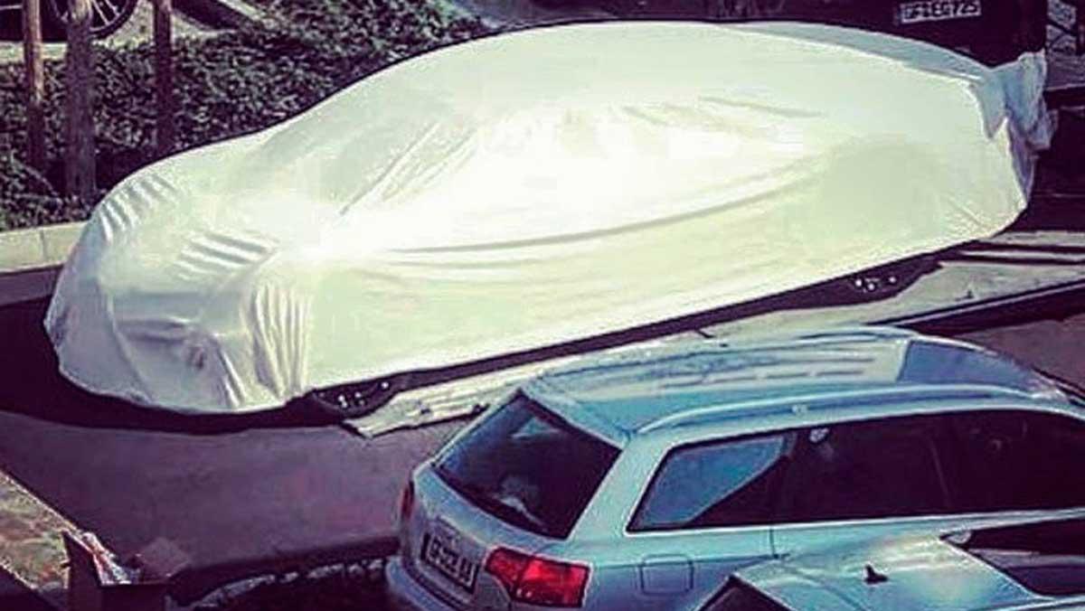 Bugatti berlina