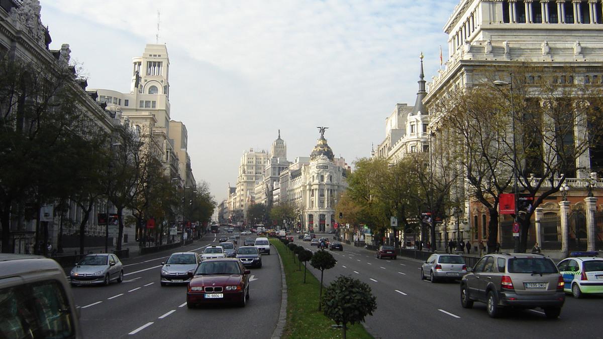 circular a 30/h por el 80% de las calles de Madrid