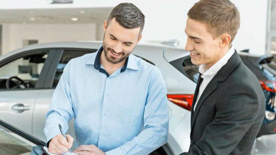 contrato de compraventa de coche