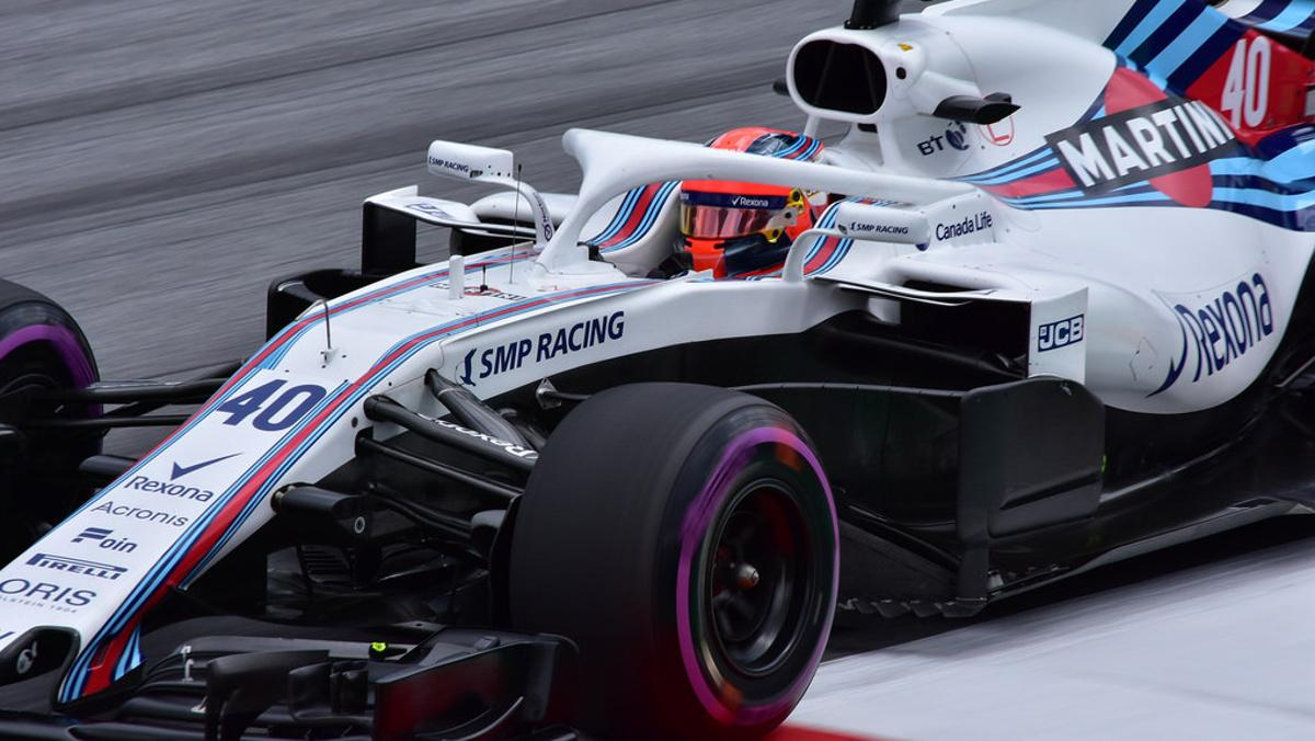 Kubica, posible sustituto de Stroll en Williams