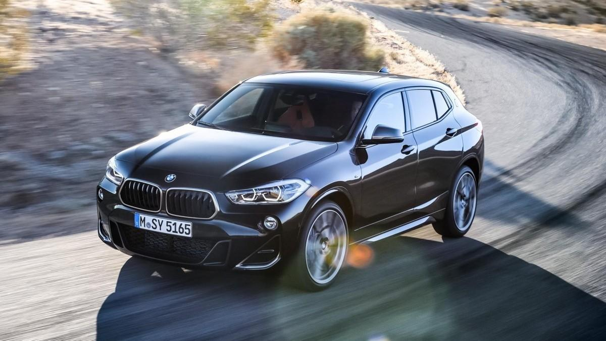Nuevo BMW X2 M35i, un BMW X2 no apto para conductores aburridos