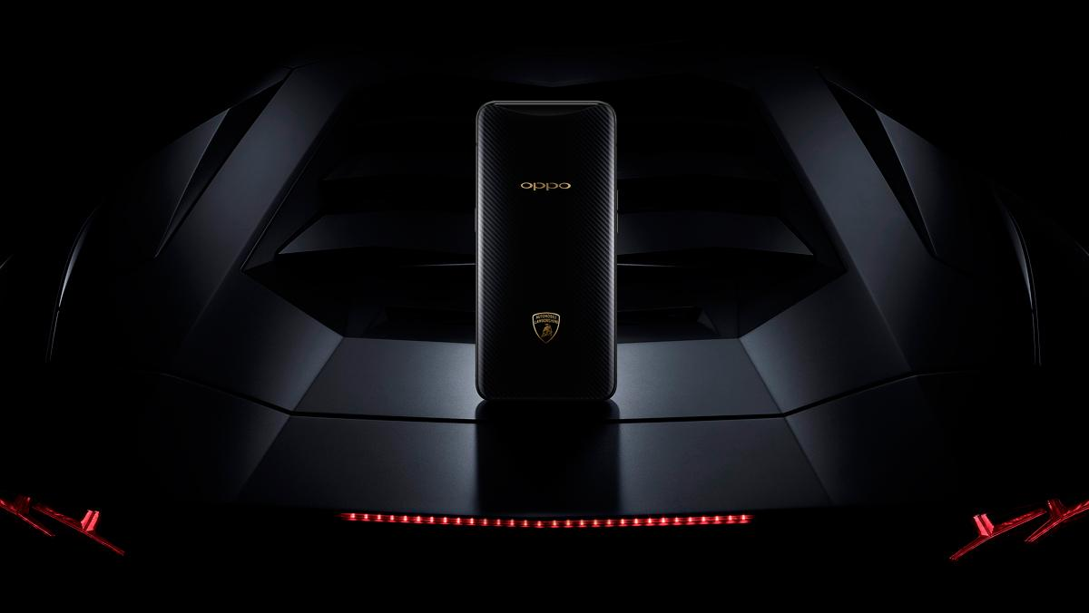 Oppo Find X Automobili Lamborghini Edition