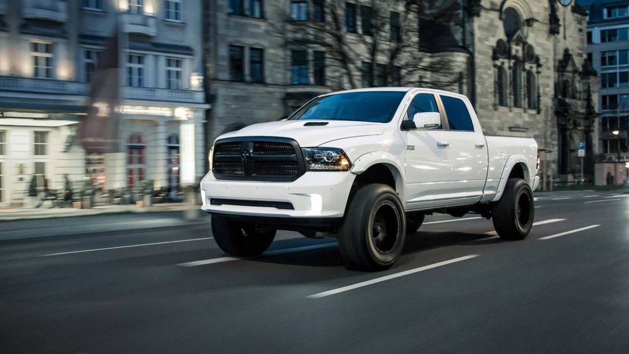 Ram 1500 Bigfoot Edition