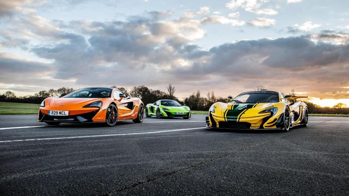 Las razones por las que McLaren no fabricará un SUV