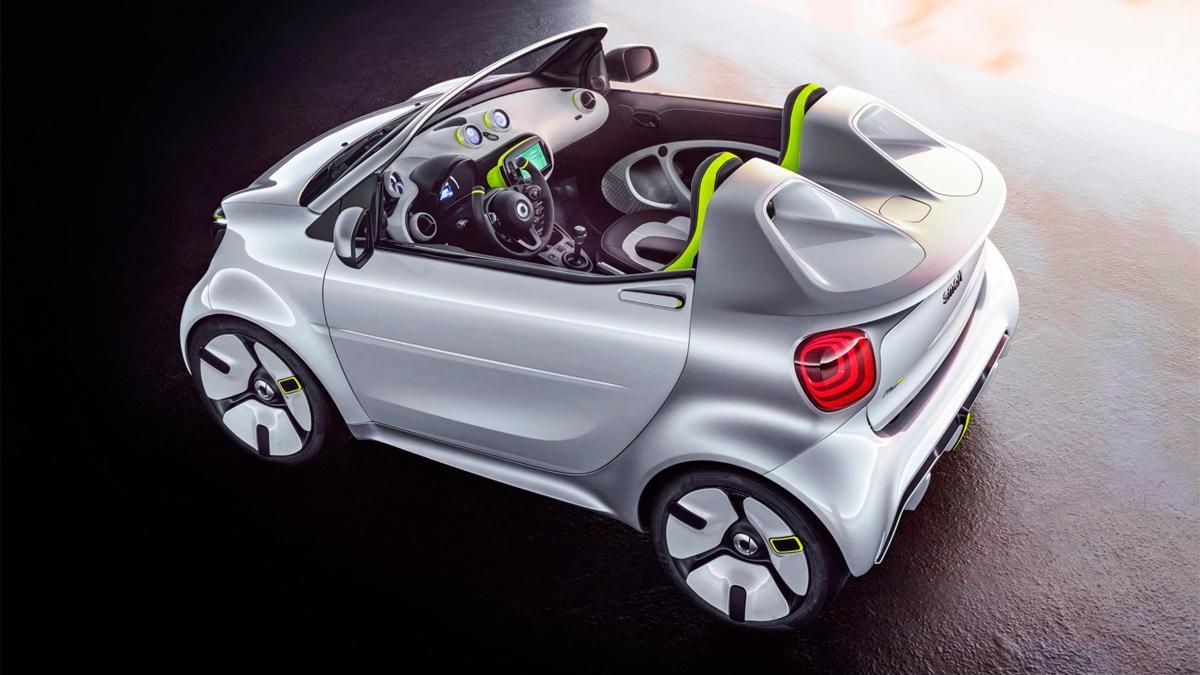 speedster descapotable compacto prototipo concept
