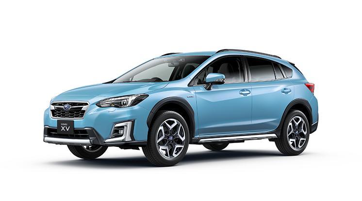 Nuevo Subaru XV híbrido