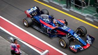 Toro Rosso anunciará en Rusia a uno de sus pilotos 2019