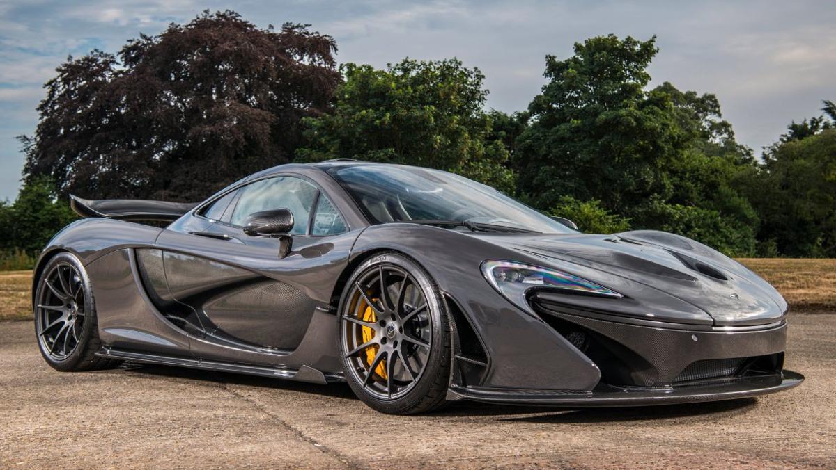 Jenson Button vende su McLaren MP1… por si te interesa