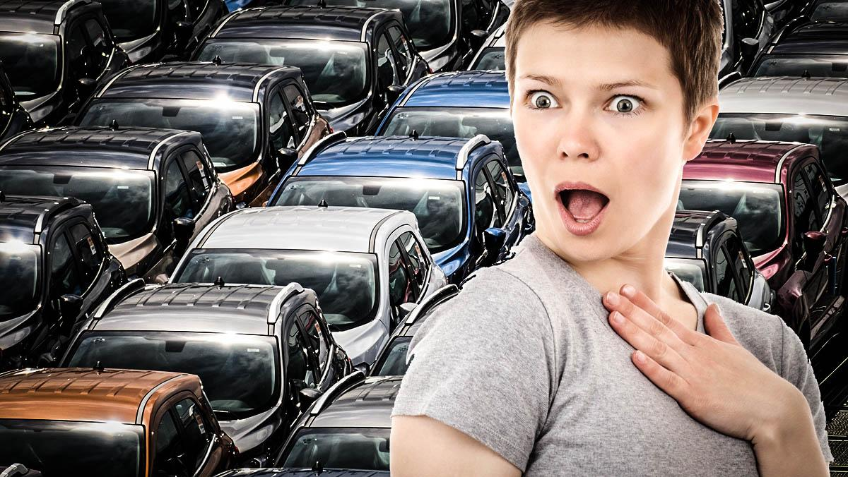 Las ventas de coches en agosto