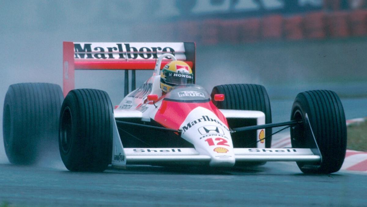 30 años primer Mundial Senna