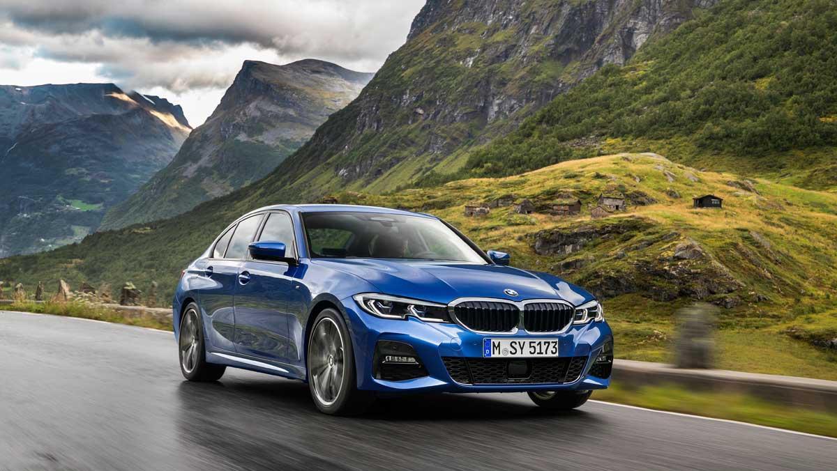 BMW Serie 3 2019: la nueva berlina debuta en el Salón de París