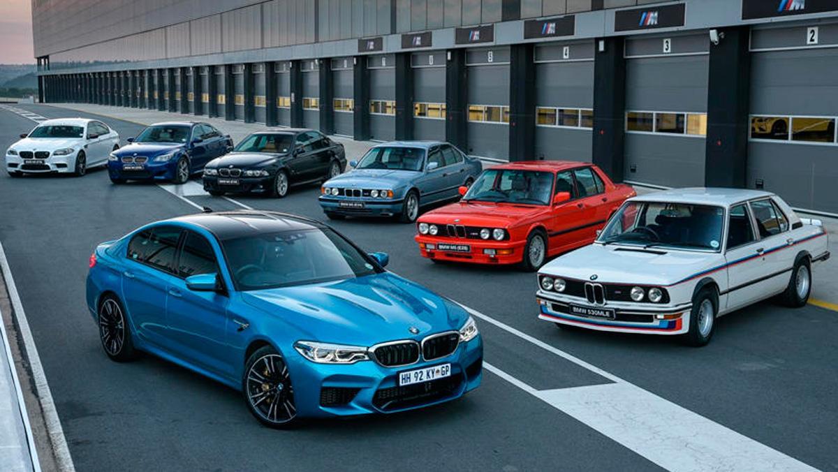 Ediciones especiales BMW M5