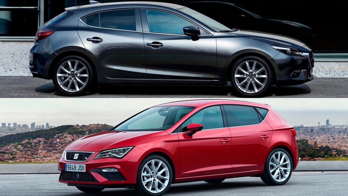 Mazda 3 o Seat León
