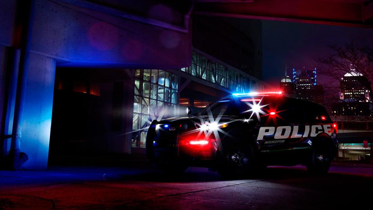 Nuevo Ford Police Interceptor