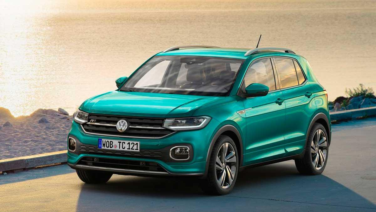 Nuevo Volkswagen T-Cross