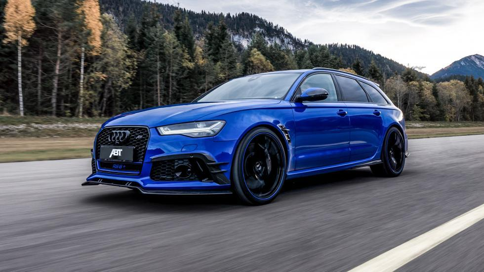 ABT Audi RS6 one-off