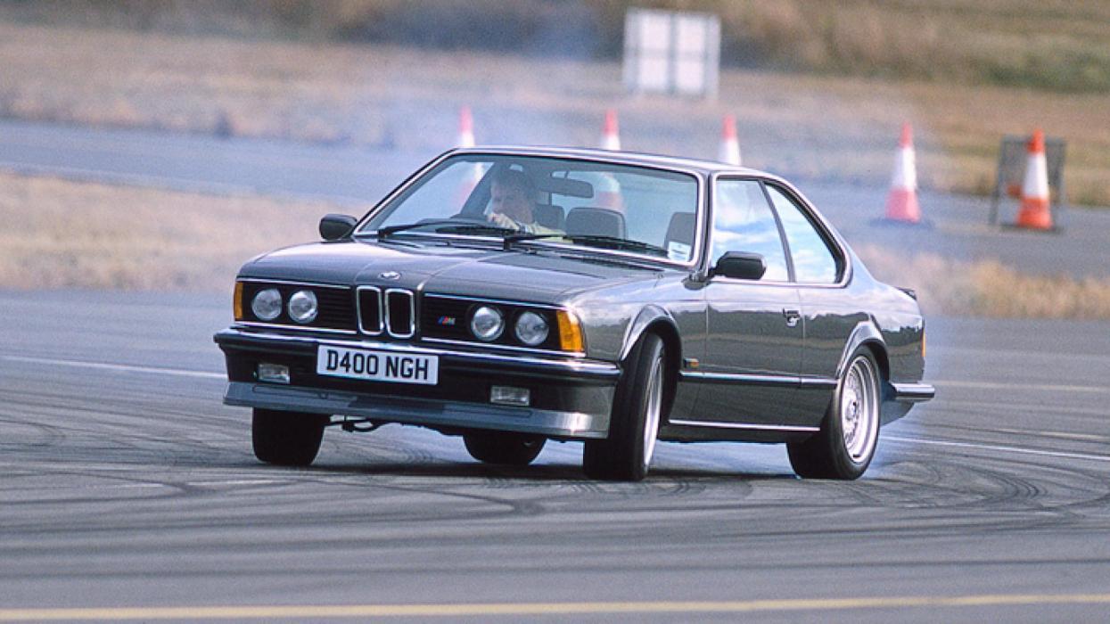 BMW M635i